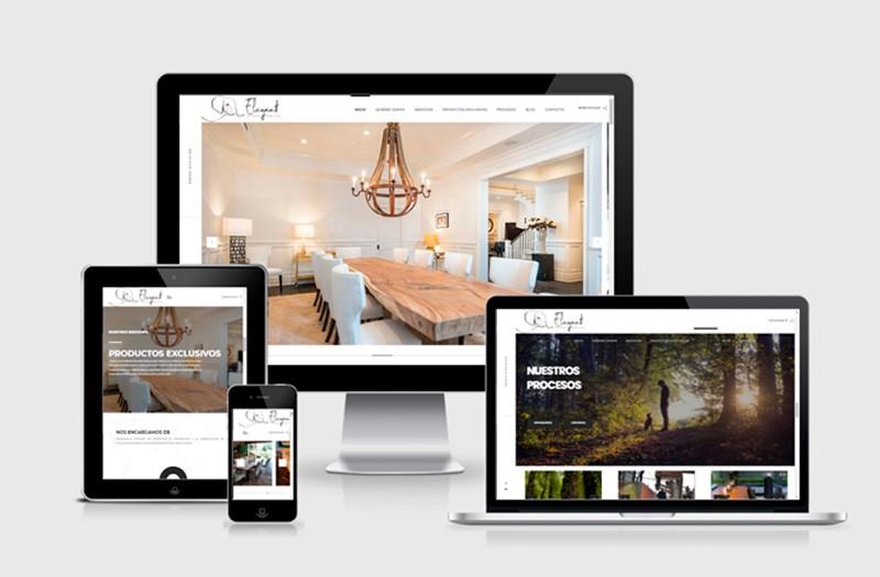 Elegant Chile - Mesas Exclusivas - WDesign - Diseño Web Profesional